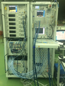 Лаборатория, разработанная по ТЗ заказчика.